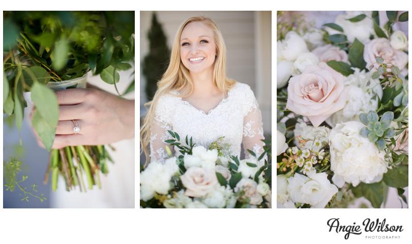 Payson Utah Temple Bride