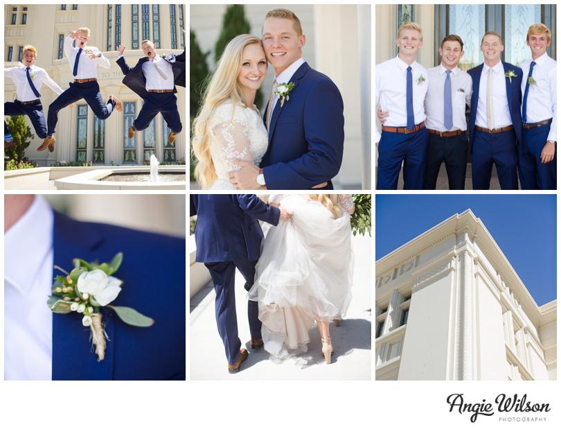 Priscilla wilson wedding